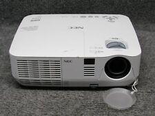 NEC NP-V311X Portable DLP XGA 3D Ready  Projector W/ Lamp *Tested*