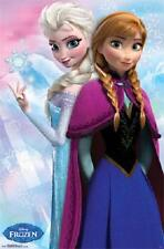Disney Frozen Anna and the Snow Queen Poster Print, 22x34