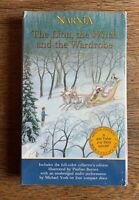 Narnia Boxed Cd Book Gift Set New And Sealed The Lion The Witch And The Wardrob