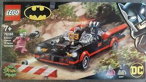 LEGO DC 76188 BATMAN CLASSIC TV SERIES BATMOBILE OVP UNGEÖFFNET BATMOBIL JOKER