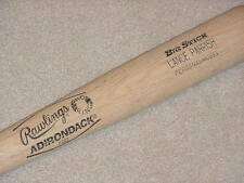 Lance Parrish Game Used Bat 1984 Detroit Tigers
