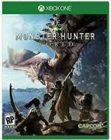 Monster Hunter World (Xbox One) MINT Same Day Dispatch 1st Class Super Fast Del*