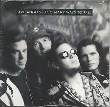ARC ANGELS Too Many Ways to Fail PROMO CD Single Charlie Sexton Doyle Bramhall