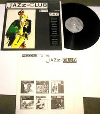 Welcome To The Jazz-Club Tenor Sax LP GERMAN IM John Coltrane Sonny Rollins