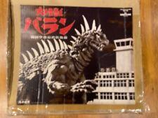 Asai Kaiju Freaks Varan with airport resin model kit No. 16