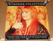 Wynonna Judd Collection 1997 Promo Poster 19x19