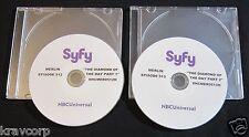 MERLIN [SYFY] 2012 PROMO 2-DVD SET