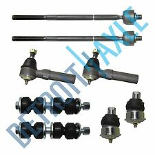 New 8Pcs Front Lower Ball Joint+Inner and Outer Tie Rod Ends Dodge Neon NonTurbo