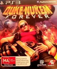 DUKE NUKEM FOREVER (Sony PlayStation 3) FREE POSTAGE WITHIN AUSTRALIA