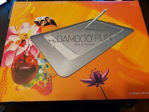 Wacom Bamboo Fun - Pen & Touch including box