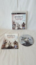 Assassin's Creed The Americas Collection [ 3 Games in 1 Pack ] (PS3) Like New