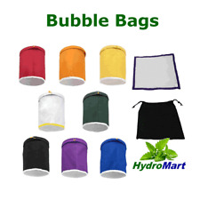 Bubble Bags Ice Extraction Bag Filtration Set Kit 1 - 20 Gallon 3 - 8 Piece