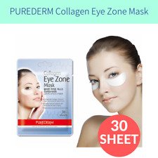 [Purederm] Collagen Eye Zone Mask Pack Pad Patch Wrinkle Care Puffiness 30 Sheet