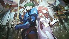 Fire Emblem echoes gaiden reversible poster folded