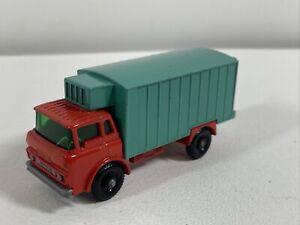 Matchbox Series No.44 Refrigerator Truck by Lesney - No Box