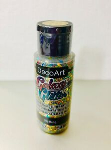 DecoArt GALAXY GLITTER (NEW)  - BIG BANG 59ml