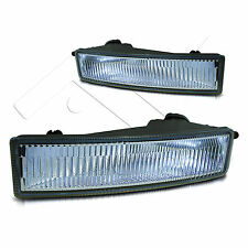 2004-2006 XB Bumper Chrome Fog Light and Switch Only w/LED Bulbs - Clear