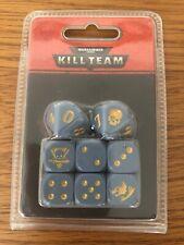Warhammer 40k Kill Team Space Wolves Dice