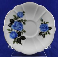 Royal Albert Saucer ONLY Blue Roses