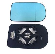 Spiegel Spiegelglas rechts BMW 5er (E39), 7er (E38) beheizbar blau asphärisch