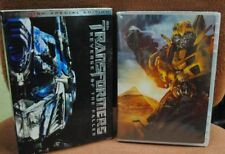 The Transformers Revenge of The Fallen DVD Two Disc Special Edition *SEALED*