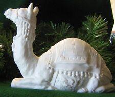 Avon Nativity Camel with styrofoam holder (no box)