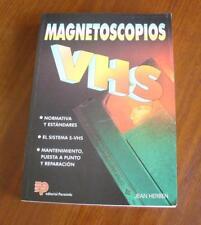 Magnetoscopio VHS