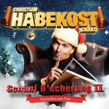 "Habekost, Christian ""Chako"": schäni B 'cisaillement 2-com108-CD"