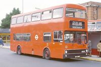 London Transport M292 Golders Green 1980 Bus Photo