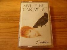Mylene Farmer  L'Autre MC POLYDOR FRANCE 1991 RAR! OVP