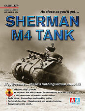 TAMIYA ABSOLUTE SHERMAN M4 TANK (Interactive CD-ROM) CASSELL & CO.