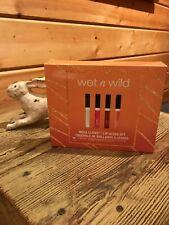 Wet n Wild Mega Slicks Lip Gloss Gift Set - animal cruelty free