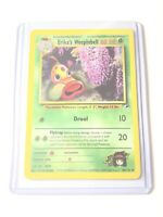 ERIKA'S WEEPINBELL - Gym Heroes Set - 48/132 - Uncommon - Pokemon Card - NM