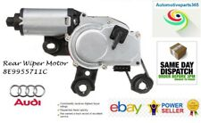 Brand New Rear Windscreen Wiper Motor For Audi A3 A4 A6 Q5 Q7 8E9955711C