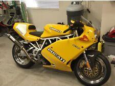 1993 Ducati 900 SS Superlight