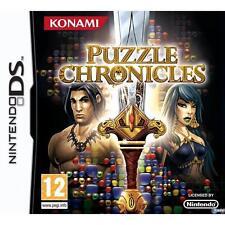Nintendo DS Region puzzle Chronicles