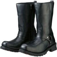 Z1R Riot Waterproof Engineer Style Boots for Motorcycle Street Riding