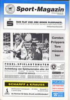 II. BL 91/92  FC Remscheid - VfL Osnabrück, 28.09.1991