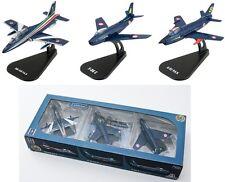 a ITALERI - FRECCE TRICOLORI (set tre aeroplani: F-86 G91 MB339)  (Scala 1/100)