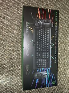 Razer Power Up Gaming Bundle Cynosa Lite + Kraken X Lite + Viper Mouse NEW 🔥