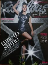 Lacey Turner  Fabulous Magazine - December 2010