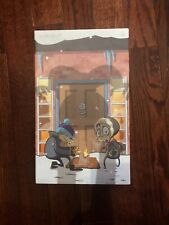 "Kidrobot ciudad Cryptid Sasquatch DUNNY 3/"" figura de vinilo de arte Skinner Nueva En Caja"