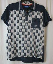 Mens adidas original polo shirt VESPA Medium VGC