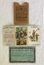 Boy Scouts 1930 Membership Card & Second Class Merit Card BSA Collectibles