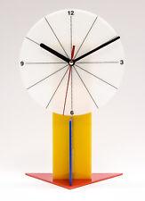 """Tischuhr im """"Bauhausstil"""", Standuhr, Design-Uhr, Design-Watch, Uhr, watch, clock"""