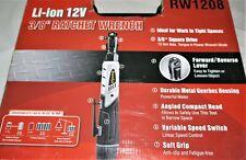 "Durofix Li-Ion 3/8"" battery ratchet wrench kit RW1208"