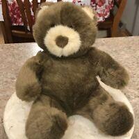 1997 Build A Bear Workshop BABW Medium Brown Lil Cub Stuffed Plush Teddy RETIRED