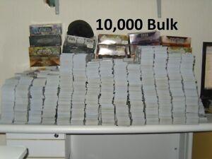 Magic The Gathering 10,000 Bulk Card Lot No Lands Tokens. Mixed Sets From Urzas+
