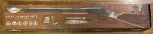 Legends Cowboy Lever Action CO2 BB Air Rifle - 0.177 cal Synthetic Wood Stock