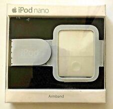 Genuine Apple iPod nano Video 130MB 3rd Generation White Armband NEW